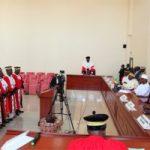 Cour suprême : CINQ NOUVEAUX MAGISTRATS PRÊTENT SERMENT